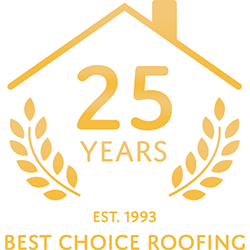 Best Choice Roofing Award